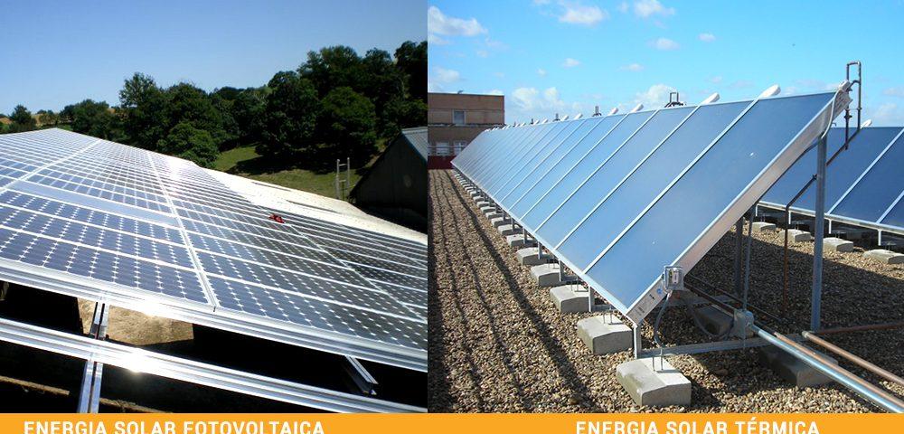 e89149ea0ad Energia Solar Fotovoltaica e Energia Solar Térmica  saiba a diferença
