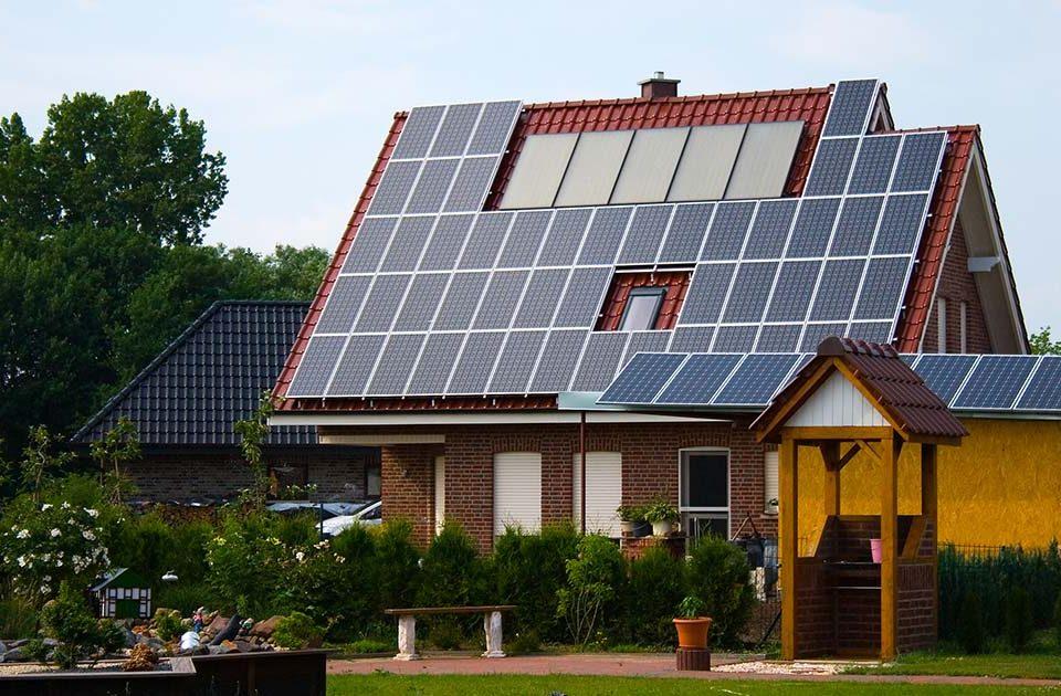 5 passos para usar energia solar em sua residência